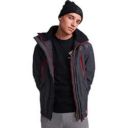 Men's Hooded Polar SD Win