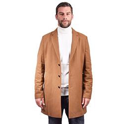 Men's Crombie Coat