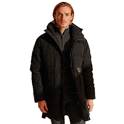 Men's Pivot Parka Jacket
