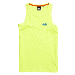 Men's Orange Label Neon L