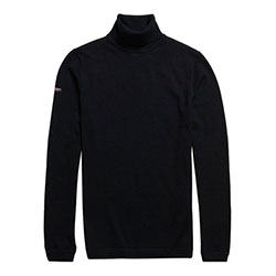 Men's Edit Merino Roll Ne
