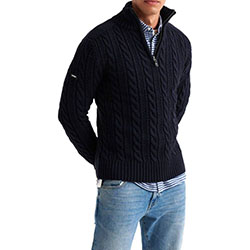 Jacob Henley Knit