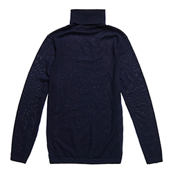 Men's Merino Rollneck Swe