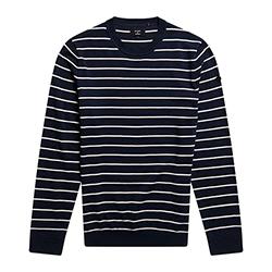 Men's Cotton Crew Sweater