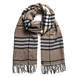 Men's NYC Boxed Scarf