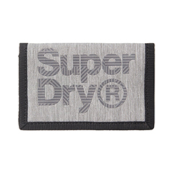 Men's Velcro Logo Wallet