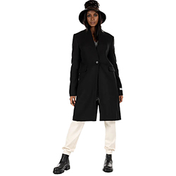 Women's Arianna Wool Coat
