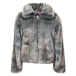 Women's Boho Faux Fur Jac