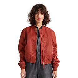 Women's Ma1 Bomber Jacket