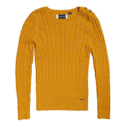 Croyde Cable Knit