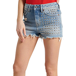 Women's Skinny Hot Shorts