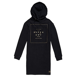Oversized Scandi Hooded D