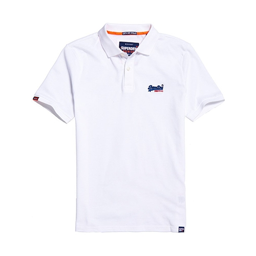Mercerised Lite City Polo
