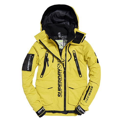 Men S Ultimate Snow Rescue Jacket Sd0apms1016sr0000000 Ms1016sr Superdry Tpl Outlet Clothing Footwear Accessories