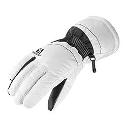 Force W White Black Glove