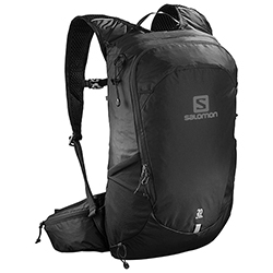 Trailblazer 20 Black Bag