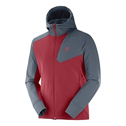 Rngr Jkt M Biking Red Hik