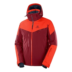 Icespeed Jkt M Biking Red