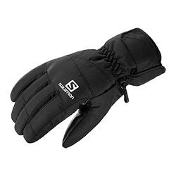 Force M Black Gloves