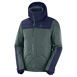 Men's Apline Skiing Storm