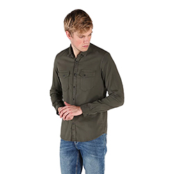 Men's With A Chest Pocket