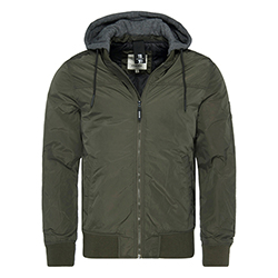 Men's Bomber Jacket with