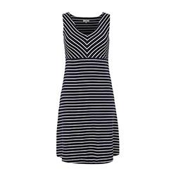 Women's Dress With a Stri