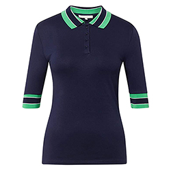 Women's 2Nd 902 Polo With