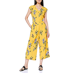 Women's Wrap Jumpsuit