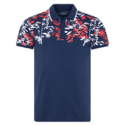Men's 4Th 904 Polo With N