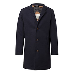 Men's Classic Wool Coat