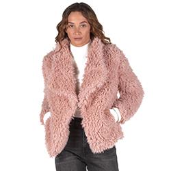 Women's Teddy Fur Jacket