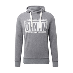 Men's Hoody With Print