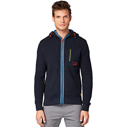 Men's Fisherman Zipped Ja