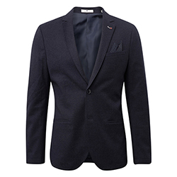 Men's Structured Blazer