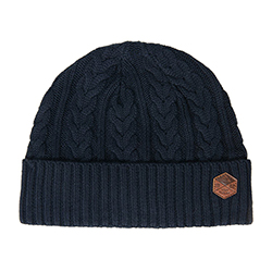 Men's Cable Hat