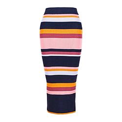 Women's Knitted Tube Skir