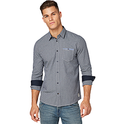 Men's Square Shirt