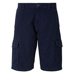 Men's Twill Cargo Shorts