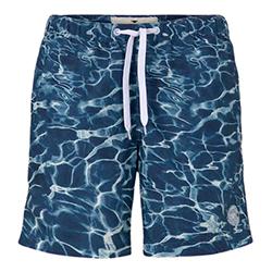 Men's Printed Swim Shorts