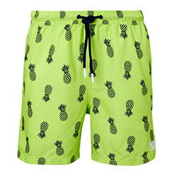 Men's Swimming Trunks wit