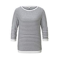 Women's Striped Jacquard