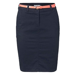 Women's Midi Belted Skirt