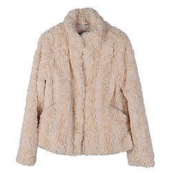Women's Fake Fur Jacket