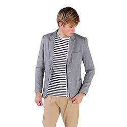 Men's Linen Look Structur