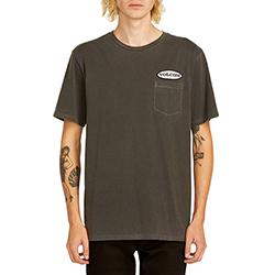 Men's Oval Patch Pocket T