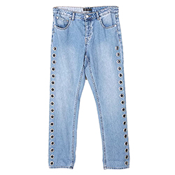 Women's Jeans with Studs